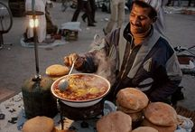 Exotic stree food around the world / Interesting delicacies around the globe