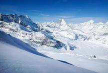 Vacanta la ski / Cele mai frumoase locuri muntoase din lume ce merită explorate.
