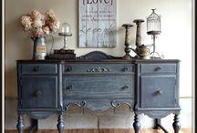 Peindre meuble