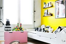 Girl's Room / Ideas for my little girl's small bedroom