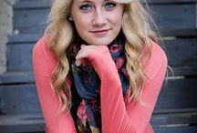 Senior Picture Ideas / Girls / Boys poses for senior pics / by Lisa Ray