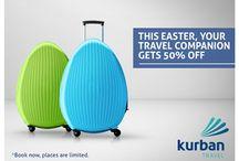 Kurban Travel's 2015 Travel Selection