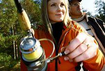 Fishing, Lake Saimaa Finland / www.gosaimaa.com www.youtube.com/gosaimaa
