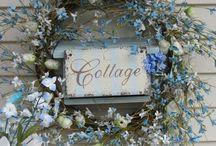 Winnie's Blue Cottage