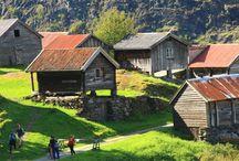 Фото пейзажи с домиками