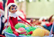 Elf on the shelf  / by KARLA HEMMANN