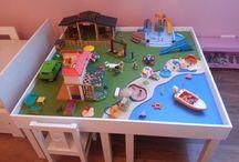 Aménagement chambre enfants