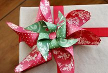 Gift Wrapping / by Victoria Doll