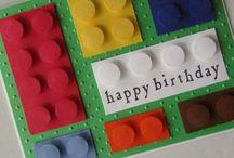 Karten basteln Geburtstag