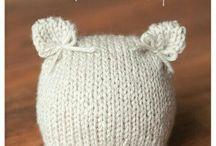 Czapki dla maluchów/ Babies hats