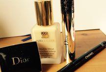 Make up / Chanel#Dior#Yves Saint Laurent#Bobbi Brown#Clinique#Giorgio Armani#Marc Jacobs#