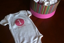 baby shower gifts / by Sheila Boyd