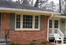 Exterior House Shutters Ideas