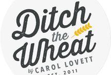 Ditching Wheat / My body needs...