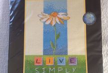 Needlepoint and Cross Stitch