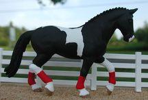 Schleich horses & CM Schleich