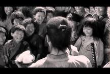 Cinéma japonais, noir et blanc, couleur / Films, acteurs, metteurs en scène / by Sylvie Costes