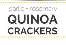 Crackers, Breadsticks, Chips