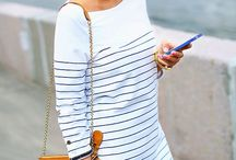 In love with Fashion ♥ Nautical Style