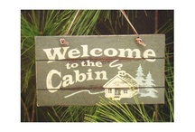 For the Cabin Life / Great gifts for the cabin, man cave, or cottage-style home.