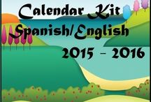 Dual Language - Spanish Immersion / by Diana Heather