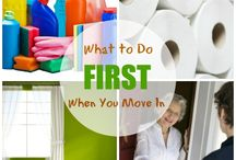 Home owners- the big move! / Making our new house a home + making the move simple!