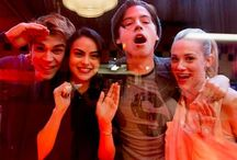•Riverdale• / For one shining moment, we were just kids.