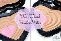 Too Faced Soul Mates / Too Faced Soul Mates Blushing Bronzer Duos