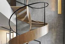 Iconic Staircases / There are a lot of ways to do stairs right. Classic, innovative, modern. Here are some of our favorites.