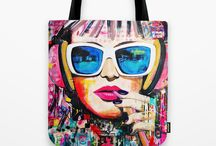my products by Society 6