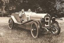 FERNAND BACHMANN / Pionnier des pilotes automobiles. Membre de l'équipe victorieuse de la 1ère édition des 24h du Mans le 26 mai 1923.