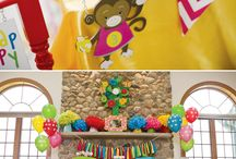Joan's 2nd Birthday Party Ideas