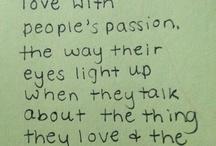 The written...