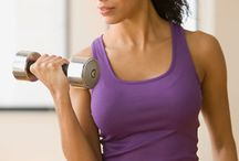 Exercise - Weight Bearing / for Prevention of Bone Loss / by Freda McCarty