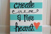 Simple painting ideas