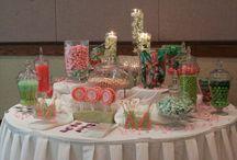 {Sweet Table} Candy Bar Ideas