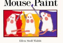 book nook: mouse paint