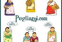 """Pugliano con noi, su di noi, per noi / Quante """"dicerie"""" su Pugliami! :D"""