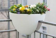 Blumenkasten für Balkon zum aufsetzen