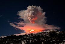 Volcanoes!