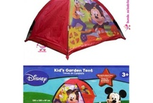 Play Tent / Tenda Main
