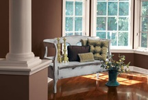 Paint Colors for Living Rooms / Discover inspiration for your living room. Choose from inspirational paint colors from Sherwin-Williams. Learn more about paint color options today.