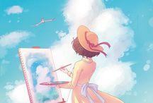 Anime and Studio Ghibli