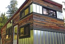 Reclaimed Tiny Spaces