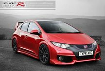 Honda Civic / Honda Civic FN 8 heavy articles and design ideas.