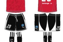 Puma football shirts