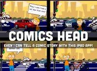 Comics Head