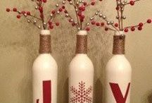 Christmas decorations and Diy