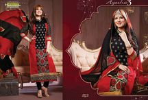 Ayesha 3 / buy online cotton dress at best price in textile export