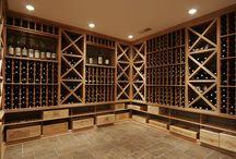 Chalet- Winecellar